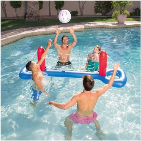 H2OGO! Inflatable Volleyball Set