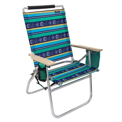Strange Extra Wide 7 Position Beach Chair Caraccident5 Cool Chair Designs And Ideas Caraccident5Info