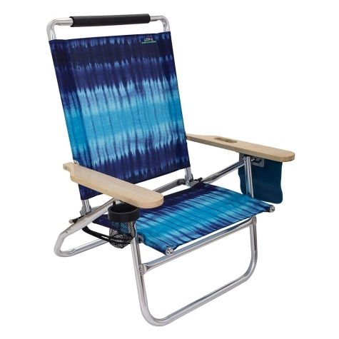 Groovy 4 Position High Back Beach Chair Home Interior And Landscaping Oversignezvosmurscom