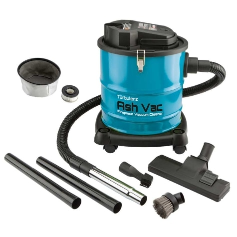 Turbulenz Fireplace Stove And Grill Ash Vacuum Cleaner