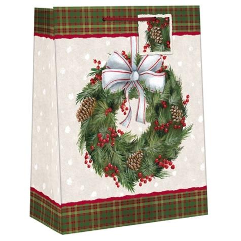 large country christmas gift bag - Large Christmas Gift Bags