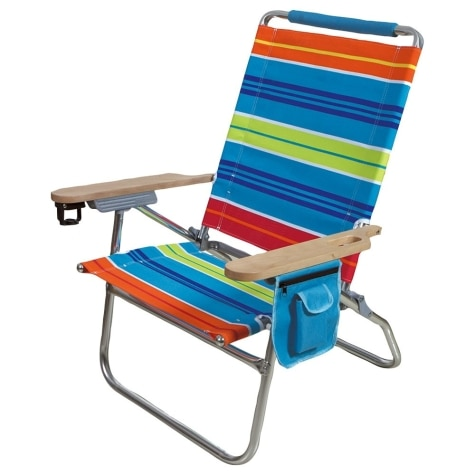 Excellent Rio Beach High Back 4 Position Beach Chair Home Interior And Landscaping Oversignezvosmurscom