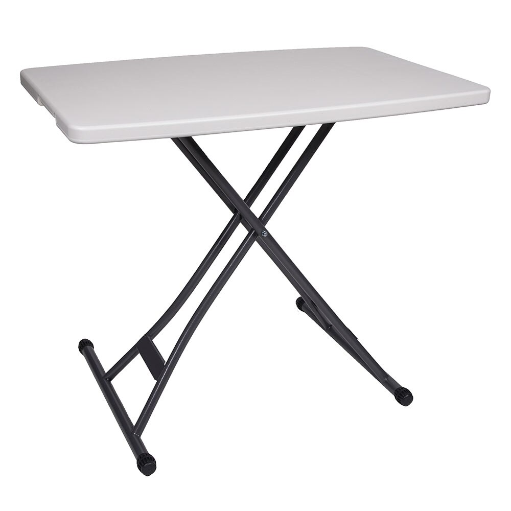 20 X 30 White Folding Table