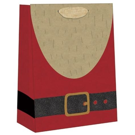 Christmas Bags.Large Luxury Kraft Christmas Gift Bags