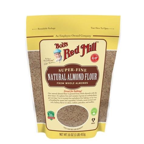 Bob's Red Mill Gluten-Free Super-Fine Almond Flour, 16 oz