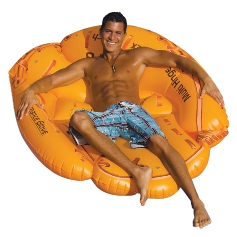 Swimline Inflatable Baseball Glove Pool Float
