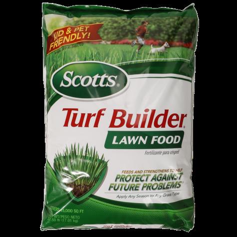 Scotts Turf Builder Lawn Food 15 000 Sq Ft