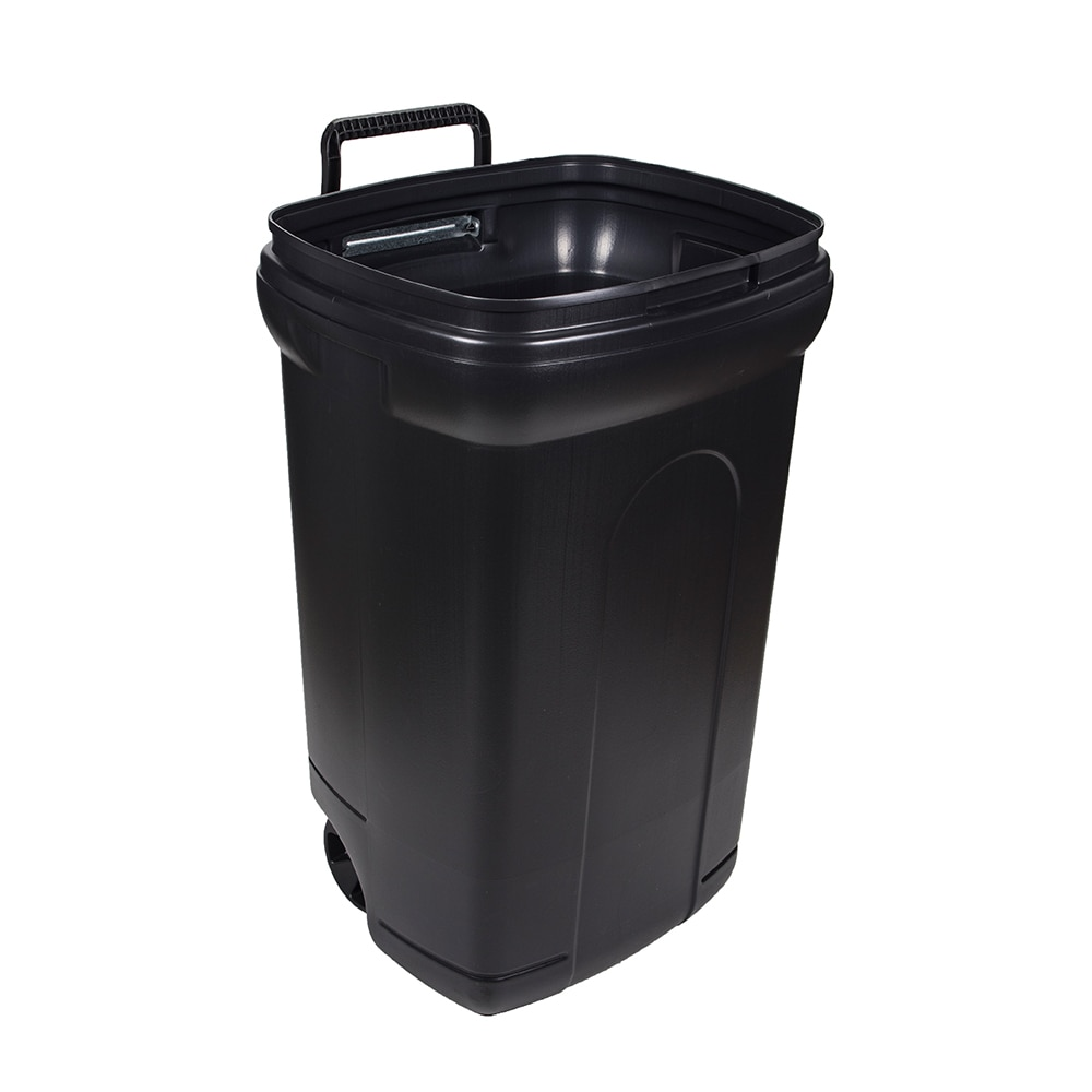 45 Gal Trash Can With Wheels