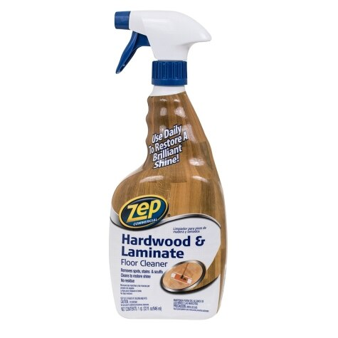Zep Hardwood Laminate Floor Cleaner 32 Oz