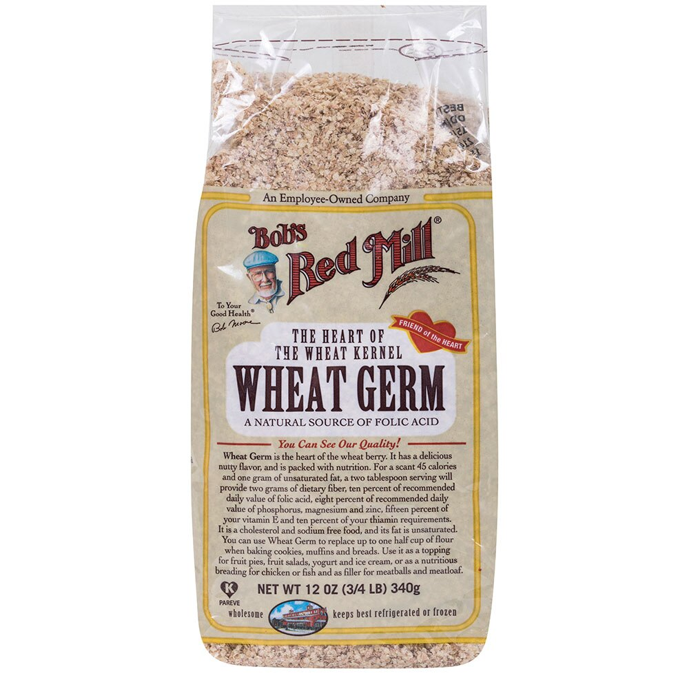 Bob S Red Mill Wheat Germ 12 Oz