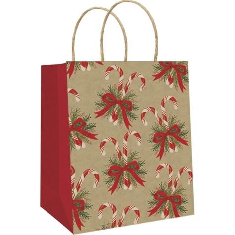 jumbo kraft christmas gift bag