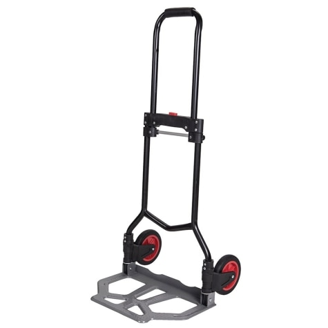 heavy duty folding hand truck - Heavy Duty Hand Truck