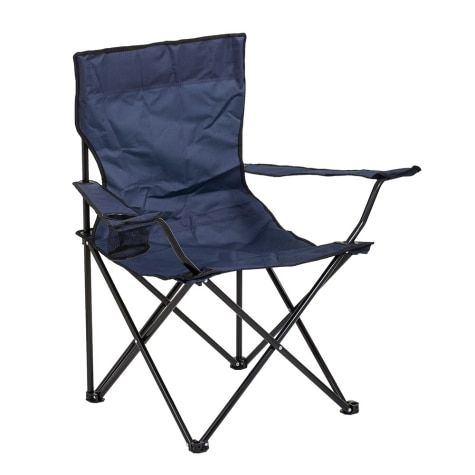 - Steel Folding Camping Chair