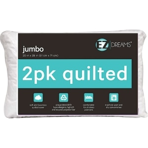 Essence Of Bamboo Knit Jumbo Pillow