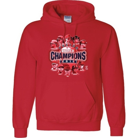 brand new 0cce9 a0f18 Boston Red Sox 2018 World Series Championship Sweatshirt