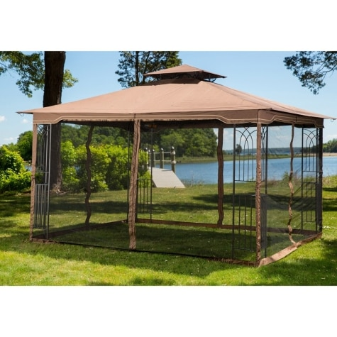 10' x 12' Insect Netting for Gazebo