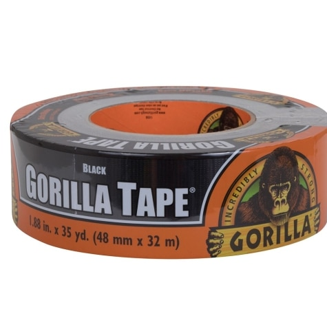 Gorilla Glue Black Duct Tape 35 Yds